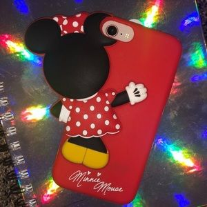 Minnie Mouse phone case for iPhone 7/8